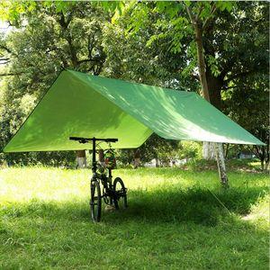 Outdoor-Multifunktions Markise wasserdicht verhindern, aalen sich in Laube, Sonnenschutz Zelt Dünn und leicht feuchten Beweis Matte Gartenmöbel YYSY275