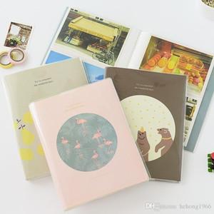 Flamingo Scrapbook Yaratıcı Doğum Günü Hediyeleri Fotoğraf Albümleri Çocuk Tutanak Meyve Şekli Fotoğraflar Albüm Birçok Styles 9 5zb C R büyütün