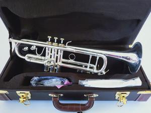Le vendite di TOP originale Bach Tromba LT190S-85 Strumento musicale Tromba in Sib placcato oro di qualità professionale