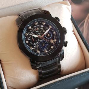 Herrenuhren Herren Designer-Uhren Automatikuhr Edelstahluhren Schnalle Quarzauto Datum Uhr Falten für sportliches Fahren