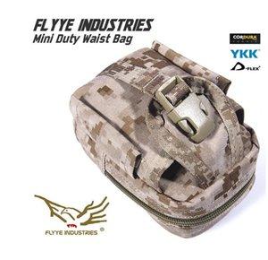 FLYYE Mini Dever cintura para embalar BG-G013 Backpacking Packs