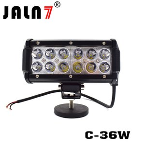 LED Light Bar 7Inch 36W CREE Led Off Road Lichter treibende Lichter LED Arbeits-Lichter wasserdicht für Jeep Off-Road-SUV LKW-Auto-Boote