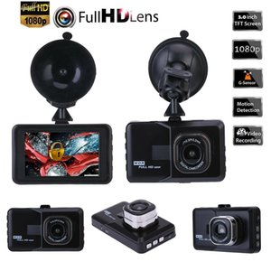 """Greetuny 3.0 """"Véhicule 1080P Voiture Dashboard DVR Caméra Dual Lens Enregistreur Vidéo Dash Cam G-Capteur Registrazione del Ciclo GPS voiture dvr"""