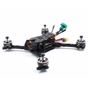 GEPRC Pika 220mm FPV que compite con aviones no tripulados F4 FC OSD 40A 4en1 BLHeli_S ESC Runcam Swift Mini 2 Cámara FrSky PNP
