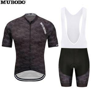 MU18 Short-sleeved bicycle Jersey, mountain bike Jersey, French racing suit, team uniform