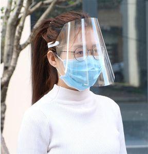 HD Clear прозрачный анти-туман защитная маска для лица унисекс дети взрослый анфас всплеск маски 2020 Fume-proof Face Cap Safety Mask продажа E22904