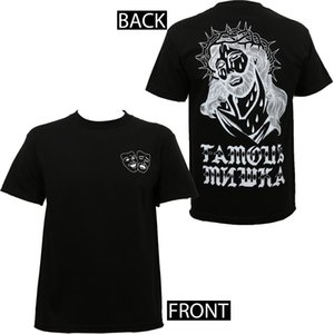 Famous Stars & Straps Mercy T-shirt Black S - 3xl New Mens T Shirt Summer O Neck Cotton On Sale New Fashion Summer