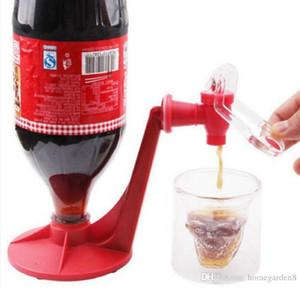 Tap Saver magique Soda Dispenser Bottle Coke Upside potable Down Water Bar Cuisine Dispense Party Gadgets Drink Machines