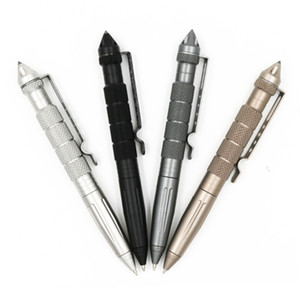 Personal Safety Protective Stinger Weapons tungsten steel Tactical Pen Self Defense ballpoint pen
