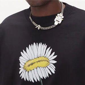 ALYX 9SM HERON CHAIN NECKLACE Metal Chain Necklace Men Women Hip Hop Outdoor Street Accessories Festival Gift HFHLPJ001