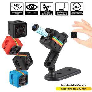 SQ11 Full HD 1080P Mini Auto Hidden DV DVR Camera Spy Dash Cam Cam IR Visione notturna