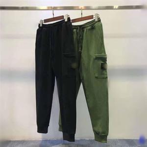 Para hombre Pantalones deportivos de estilo casual de la azada Vender camuflaje Joggers pantalones de los hombres pantalones de carga de pista de los hombres Pantalón Pantalón elástico de la cintura Harem