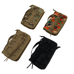 Outdoor Tactical Bag Waterproof Camping Waist Belt Bag Sports Army Backpack Wallet Pouch Phone Case For Travel Hiking