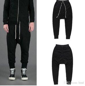 Hommes Pantalons Designer Sweatpants RO style sarouel Hommes Noir Casual vrac Pantalons Sport Printemps Eté Jogger Pantalons Cross-Pantalons