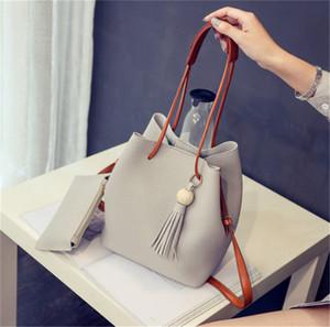 Горячая распродажа сумочка 2019 леди кисточкой сумка дизайнер вдохновил сумки для женщин 2019 кожаная сумка