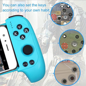 2019 New Saitake 7007F Wireless Bluetooth Game Controller Telescopic Gamepad Joystick for Samsung Xiaomi Huawei Android Phone PC