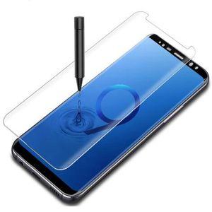 2019 NUOVO Vetro Temperato Curvo Per SAMSUNG Galaxy S7 Bordo S8 S9 Plus Nota 8 9 Schermo Completo Proteggi Schermo Note9 Pellicola Protettiva Vetro DHL