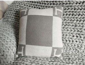 Funda de almohada de abrazo transfronterizo almohadas grandes manta cojín sofá almohada de lana nórdica hogar fundas de almohada cojín