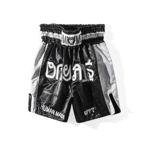 Mens Designer Pantalons d'été Shorts Pantalons Basketball Boxe Short High Street classique à cordonnet RUNNING Short Fitness