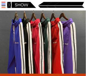 Новые моды мужчин и женщин Sweatpants и толстовки Оригинальный дизайн Tracksuit Комфортные Ослабить Брюки Dunh