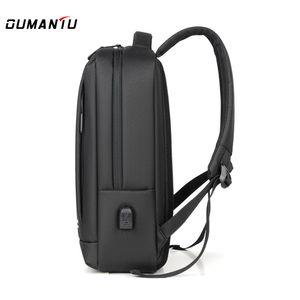 2020 New Cross-Border Supply Backpack Mens Business Backpack Large Capacity Computer Bag Waterproof Backpack Custom Delivery