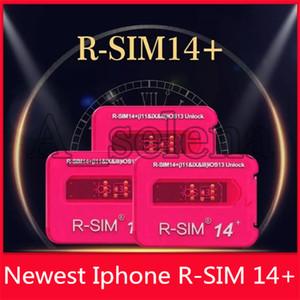 2019 RSIM 14+ V18 R sim14 + RSIM14 + R SIM 14+ RSIM 14+ desbloqueio do cartão iphone 11 pro Max IOS13 ICCID desbloquear sim RSIM14 +