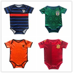 20 21 football soccer jersey 2020 2021 kids baby infant boy designer clothes diaper bags diaper bag  strollers new born Japan  France Argentina Netherlands Spain Brazil