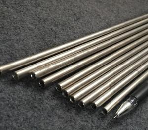 Best Selling ASTM B338 Titanium Seamless Tube ,titanium Welded  pipe, High Purity Titanium Seamless Tube Gr2