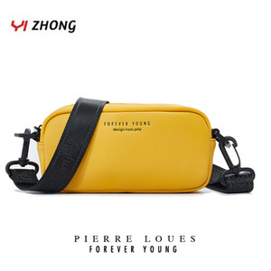 YIZHONG Leather Shoulder Bag Soft Purses and Handbags Luxury Designer Crossbady Bags for Women High Quality Message Bag Cartera CX200529