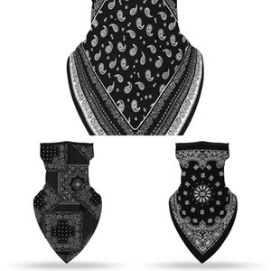LDSRV 2020 New Camouflage Camo Windproof ciclismo Bandanas Scarfs Neck Warmer Scarfs Fishing Cycling Bandana Man Face Mask Headwear