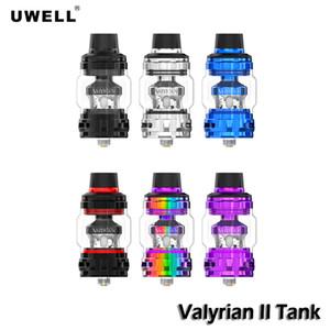 UWELL Valyrian II Tank 6 ml FeCrAl 0,32 Ohm UN2 Single Coil UN2-2 Dual UN2-3 Triple Meshed Coils Für Valyrian 2 Kit 100% Authentisch