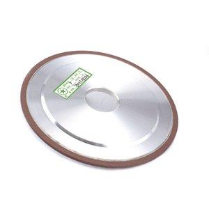 150mm Diamant Schneidscheiben Schärfen Schleifscheiben für Wolframstahl Fräswerkzeug 150 Körnung Dicke 2mm 3mm 4mm