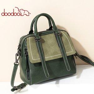 2020 new fashion f retro hit color wild shoulder bag handbag female crossbody bag locomotive bag