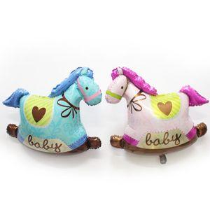 Bonito Trojan Folha De Alumínio Balão Dos Desenhos Animados Balão de Hélio Mini Kid Toy Aniversário Festa de Casamento Decoração de Festa de Natal Presente DBC VT025