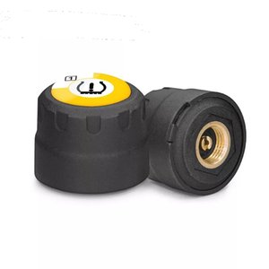 Для мотоцикла BLE Bluetooth 4.0 TPMS Tire Pressure Monitoring System Kit Low Energy для Android / IOS Smart Cellphones