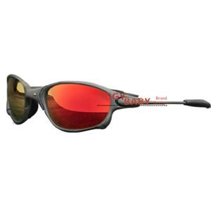 Top Marke Radfahren Designer, der Juliet Polarized XX Sonnenbrille, Sonnenbrille