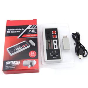 Mini 2.4G Consolas 620 500 punho Mini TV Video Console Handheld do jogo Jogos 8 Bit Entertainment System Para NES Jogos Nostalgic