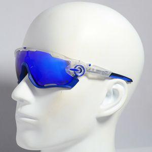 Bisiklet Spor Polarize Güneş Gözlüğü 5 Lens Açık Spor Dağ Bisikleti Bisiklet Ultralight UV400 Erkek Kadın Gözlük Sürme Sürüş Eğlence