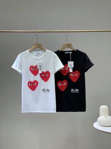 Neue Luxus-Mädchen Marken-Hemd Heißer Verkäufer DesignerWomen Herren T-Shirt Art und Weise beiläufige Frühlings-Sommer-Tees gute Qualität Mädchen-T-Shirt 20022166Y