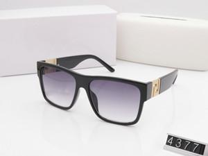 Designer Sunglasses 4377 For Men Women Luxury Mens Sunglass Fashion Sunglases Retro Sun Glasses Ladies Sunglasses Round Designer Sunglasses