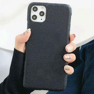 Designer de luxo Telefone Padrão caso do iPhone para 11 Pro Max XS XR X 8 7 Plus 12 Moda rígido Capa para Samsung S10 S20 Ultra Nota 10