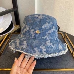 Cowboy Chapeau Designer Cap Petite Abeille Femme Bucket Chapeaux Marque Casquettes Chapeaux Bonnet Casquettes Très qualité