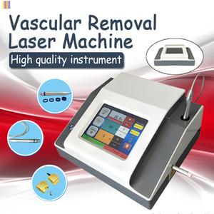 El producto más nuevo 30W Diode Laser 980nm Portable Vascular / Blood Vessel Spider Vein Removal Machine para eliminación vascular facial