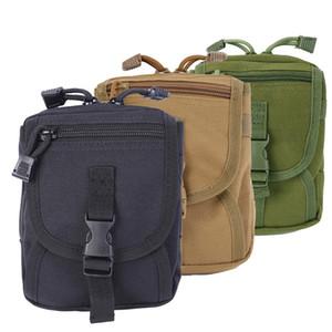 Aolikes Hot outside Molle Waist Bags Men Women Waist Pack Purse Mobile Phone Case Phone Running bags
