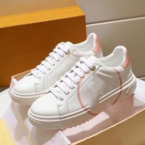 LV 2020f automne nouveaux hommes en cuir et les chaussures de sport de dentelle coupe-bas, chaussures de sport couple sauvage de la mode de haute qualité, taille: 35-45 IC30