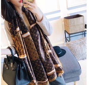 Kadınlar İyi Satış Lüks Kadınlar Marka İlkbahar Yaz İpek Uzun Eşarplar Eşarp Şal Kadın Yumuşak Eşarp yy89 için sıcak Tasarımcı İpek Eşarp Pashmina