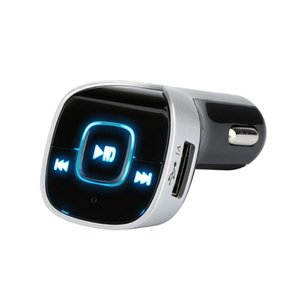 Automotive electronics Parts and Accessories Handsfree Bluetooth Wireless Car Kit FM Transmitter Radio MP3 Player USB Charger