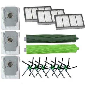 Replenishment Kit Staub-Beutel ersetzen Filter Roller Pinsel für S9 Serie (9150) S9 + (9550) Seitenbürste