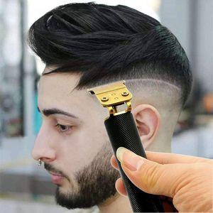 Kemei Todo Metal eléctrico profesional recargable del pelo de las podadoras del condensador de ajuste del pelo del corte de pelo de afeitar de la máquina Kit KM-1996 KM-1971 KM-2024