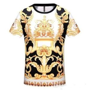 2020 nouvelle mode d'impression 3D 2020 T-Shirts Medusa hommes T-shirt manches courtes femmes Vêtements d'été Hombre Camiseta2e53 n